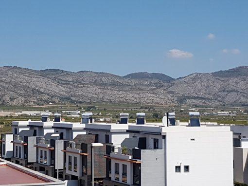 Instalación ENERGÍA SOLAR Térmica en Castellón
