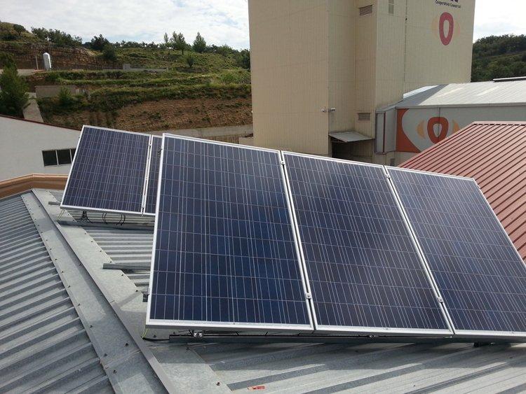 Instalación solar fotovoltaica para AUTOCONSUMO