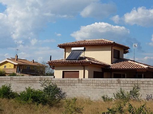 Instalación SOLAR TÉRMICA en Vila-real